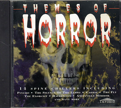 Themes For Halloween (THEMES OF HORROR by Original Soundtrack: SCARY MUSIC FOR HALLOWEEN NIGHT!)