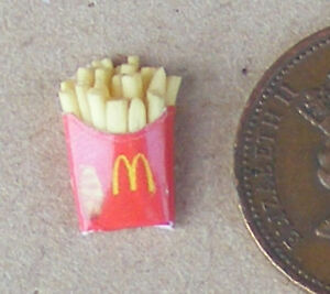1-12-Scale-Single-Take-Away-Chips-Fries-Dolls-House-Miniature-Food-Accessory-M