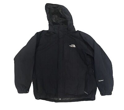 The North Face Men's Hyvent 3 in 1 Shell Jacket Black Large