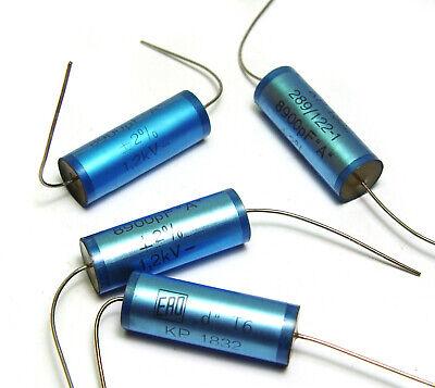 NOS 40x ERO KP1834 Folien Kondensator DIY Tube Amplifiers 470 pF // 630 V f