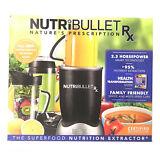 NutriBullet RX 1700-Watt 45oz Food Juice Blender N17-1001 10 Pieces Brand New