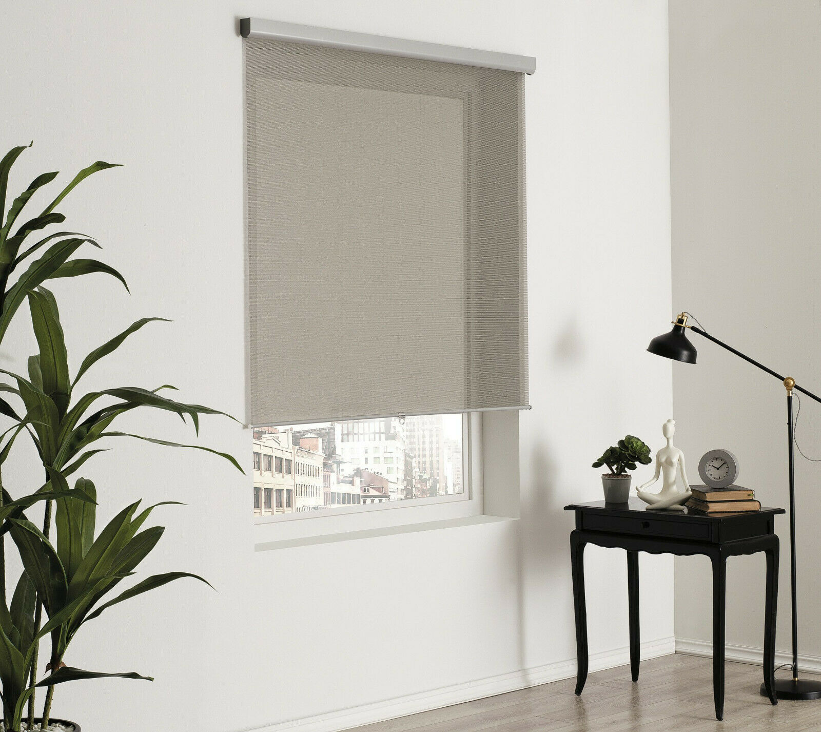 Open Weave Cordless Roller Shade Blinds & Shades