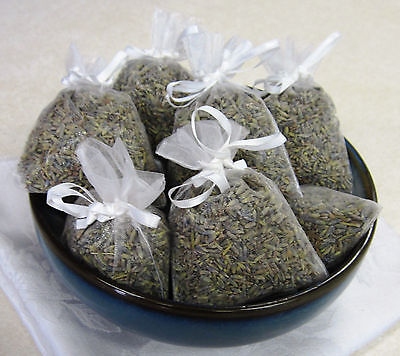 Lot of 10 Lavender Sachets made with ...