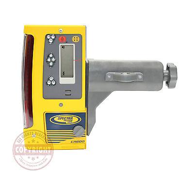 Spectra Precision Cr600 Laser Receivermachine Controlsensordetectortrimble