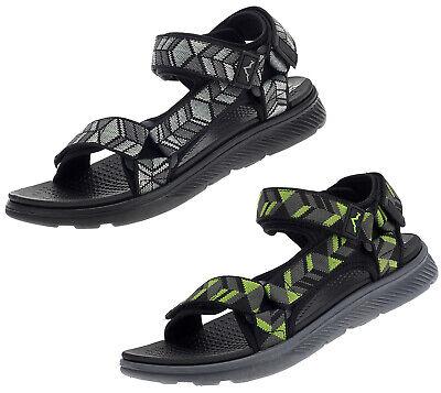 Damen Herren Sandalen Strand Trekking Outdoor Sommerschuhe Freizeit Schuhe 17358