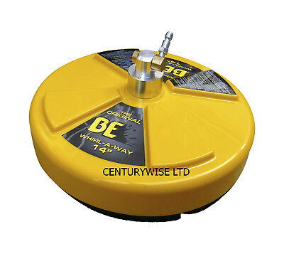 """Whirlaway 14"""" Rotary Surface Cleaner , patio"""