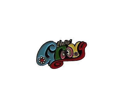 Feelin Groovy Hippie Peace Style Lapel Hat PIN