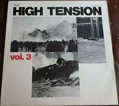 Lesiman – High Tension Vol.3 Rare Italian Library Psych Score Funk 1978 Vedette