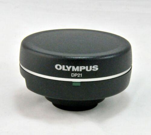 Olympus DP21 Microscope Camera