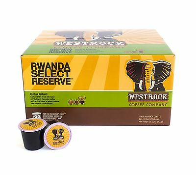 Westrock Coffee Company Rwanda Select Reserve Best Dark Roast G    Free Shipping