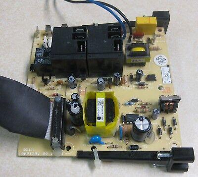 Fellowes 225ci Paper Shredder Control Power Supply Relay Main Circuit Board