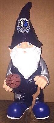 NBA Dallas Mavericks Forever Gnome Statue 11 Inches Tall
