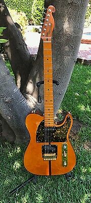 Original early 80's Bill Lawrence Mad Cat Tele