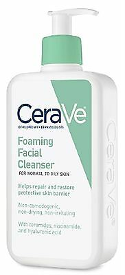 Cerave Foaming Facial Cleanser  - 12oz