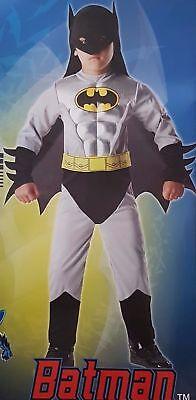 Batman Kostüm für Kinder 5 - 6 Jahre - Batman Kostüm Für