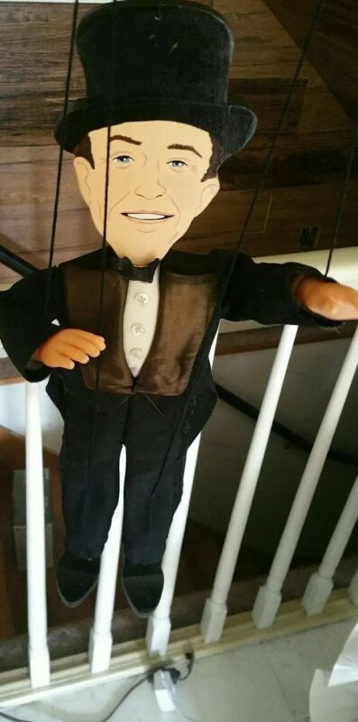Vintage Frank Sinatra Marionette By Joan, Handcrafted in the USA ULTRA RARE
