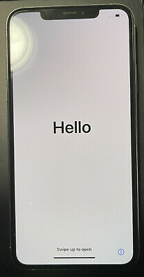 iPhone 11 Pro Max Silver 256gb Unlocked