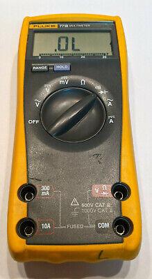 Fluke 77iii Digital Multimeter Tester No Test Leads