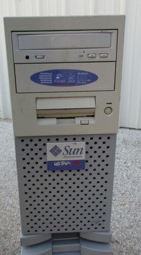 SUN Ultra 10 Workstation 440MHz 1GB  80GB HD CD OBP 3.31