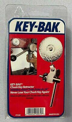 Key-bak Chuck Key Retractor New Bj