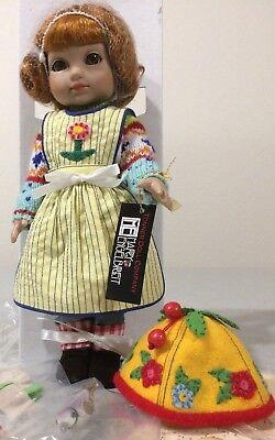 "New ""Bird in Hand Sophie"" in Box 10"" Ann Estelle Patsy Doll Tonner EXCELLENT!"