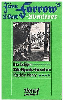 Jörn Farrow´s U-Boot Abenteuer Nr.3 / 1978
