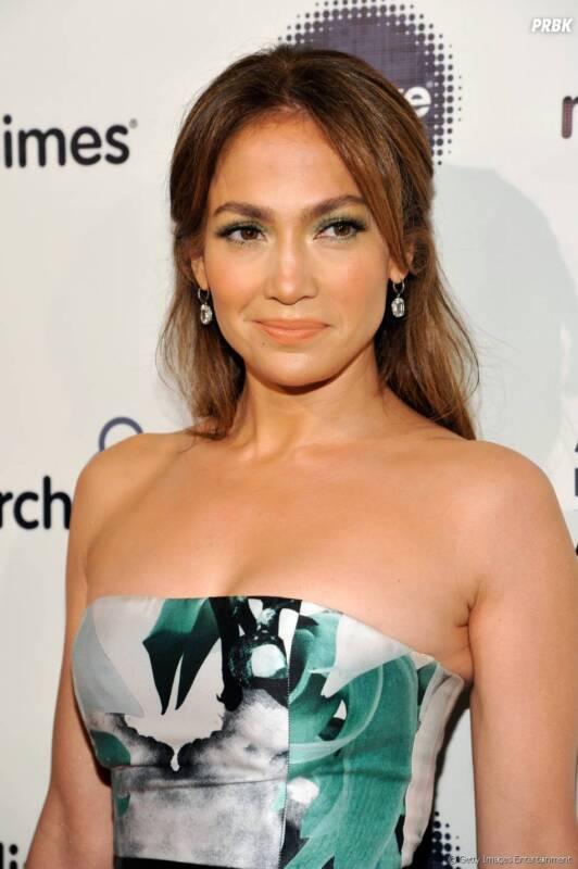 Jennifer Lopez Beautiful Singer 8x10 Photo Print