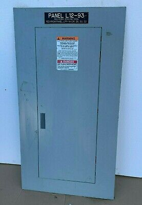 Ge Af37su A-series Ii Electrical Panel Board Front Trim Surface Cover 37