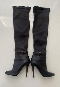 d3c51a5b2291 Jimmy Choo Over The Knee Boots