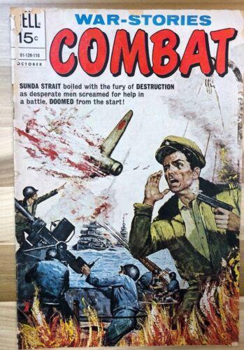 COMBAT #33 (1971) Dell Comics VG/VG+