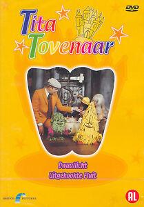 TITA-TOVENAAR-DVD-SEALED-DWAALLICHT-UITGEKOOKTE-FLUIT-TON-LENSINK