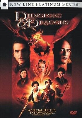 Halloween Dungeon Music (Dungeons & Dragons (DVD,)