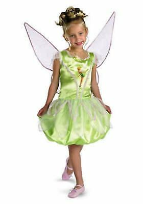 Disney Fairies TinkerBell Deluxe Tinker Bell Dress Costume - 6796