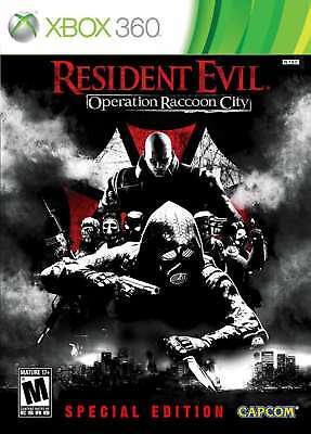 Capcom Resident Evil: Operation Raccoon City Special Edit...