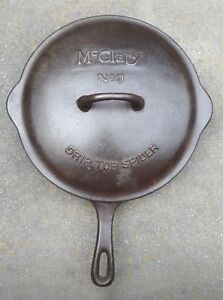 LOOKING FOR old Cast Iron Cookware