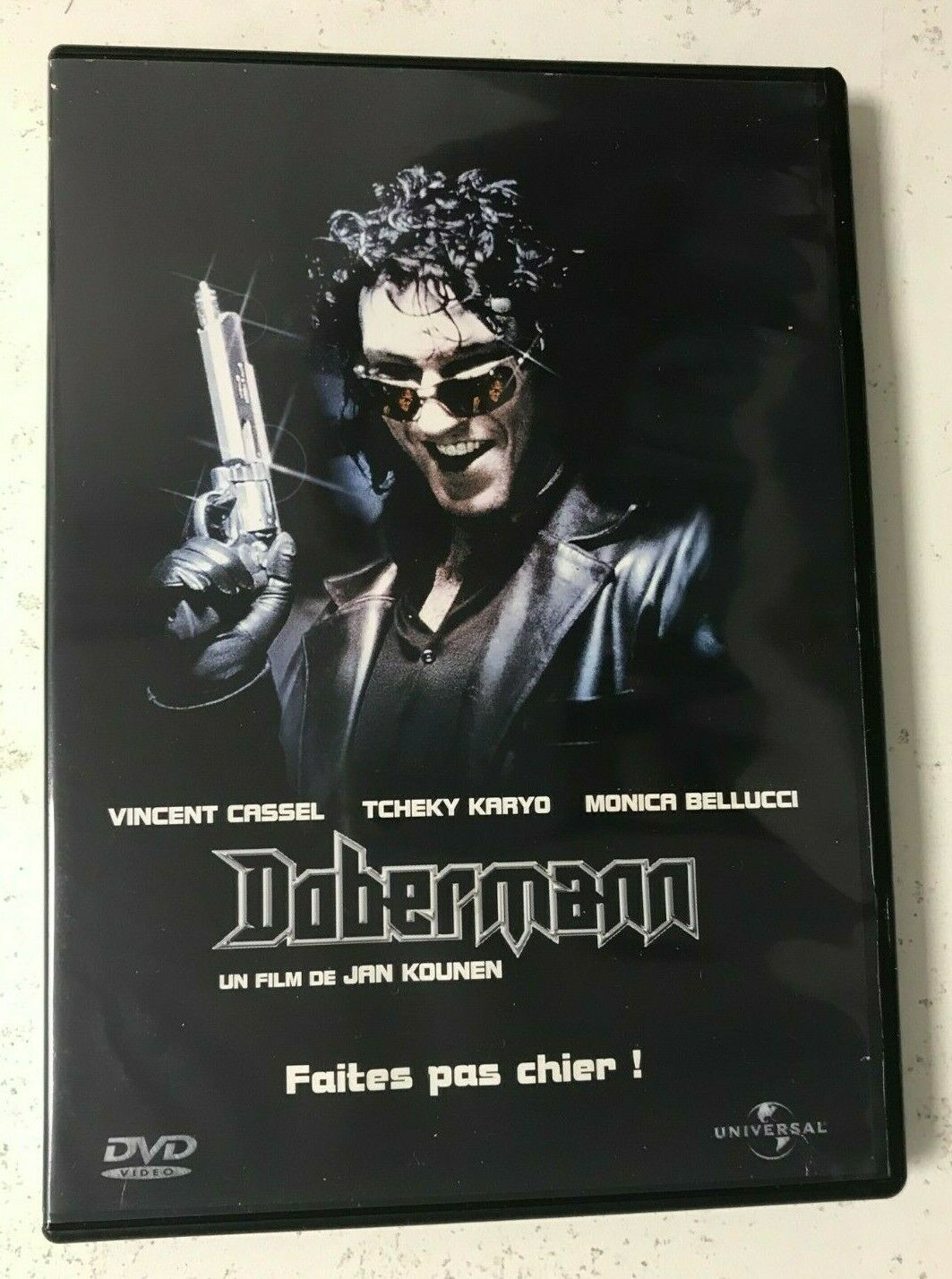 Dobermann dvd