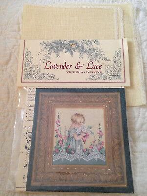 Lavender lace вышивка купить