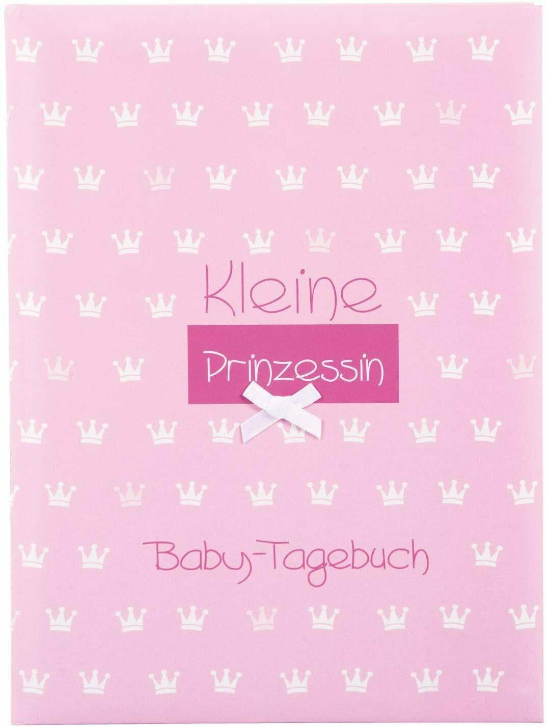 Babytagebuch Kleine Prinzessin