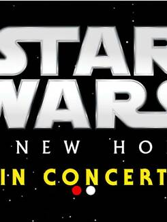 2x Awesome Tickets to Star Wars Symphony -Sat 17 Feb!