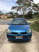 2004 Automatic Renault Clio West Lakes Shore Charles Sturt Area Preview