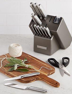KitchenAid Architect Series 16-Pc Stainless Steel Cutlery Set KKFSS16CS (Kitchenaid Architect Series)
