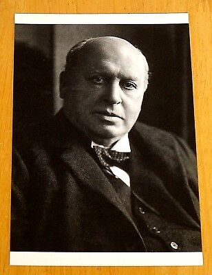 PENGUIN MODERN CLASSIC WRITERS ~ HENRY JAMES ~ PRINTED POSTCARD ~ NEW