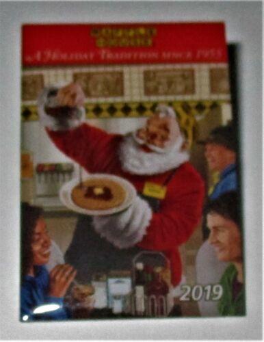 2019 Waffle House Santa Christmas Pin