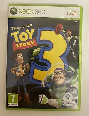 Toy Story 3: The Video Game Microsoft Xbox 360 2010
