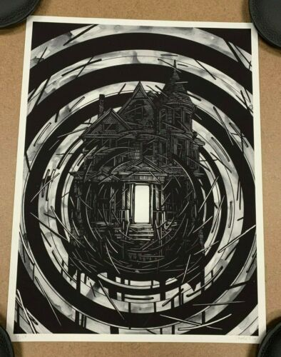 1/23/18 by Daniel Danger Signed LImited Edition Giclee