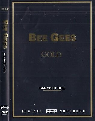 Bee Gees Gold  Greatest Hits  Documentary  M V  Karaoke  Dvd New  Fast Shipping