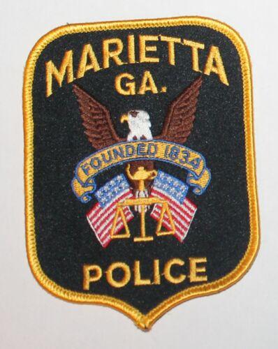 MARIETTA POLICE Georgia GA PD patch