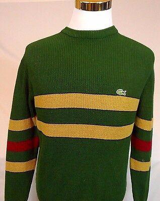 Мужской свитер Vintage IZOD LACOSTE Size