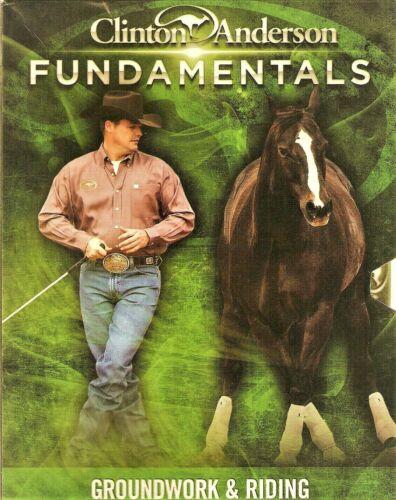 Сlinton Аnderson BOXED Horsemanship Groundwork Fundamentals with Exercise Sheet