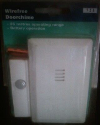 Byron 721 Wirefree Door Chime